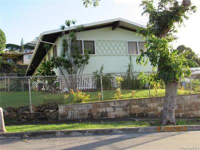 Single Family Home For Sale: 1532 Hanai Loop