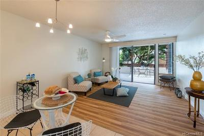 Kailua Condo/Townhouse For Sale: 1015 Aoloa Place #209