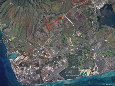 Kapolei Residential Lots & Land For Sale: 920000 Kulihi Street