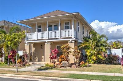 Ewa Beach Single Family Home For Sale: 91-1156 Waipuhia Street