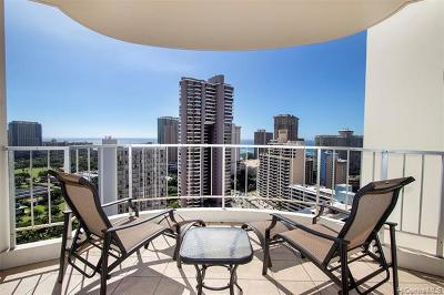 Honolulu Condo/Townhouse For Sale: 469 Ena Road #2711
