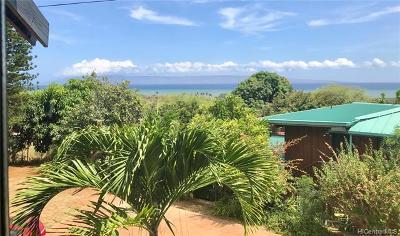 Maui County Single Family Home For Sale: 136 Kahinani Place