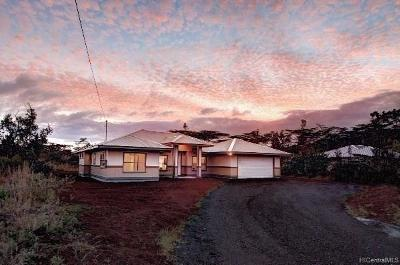 Keaau Single Family Home For Sale: 5th Avenue