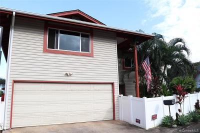 Single Family Home For Sale: 54-133 Honomu Place