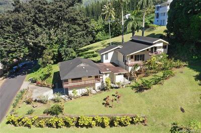 Multi Family Home For Sale: 3469 Kahawalu Drive