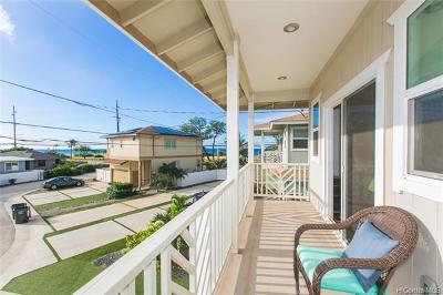 Waianae HI Single Family Home For Sale: $710,000