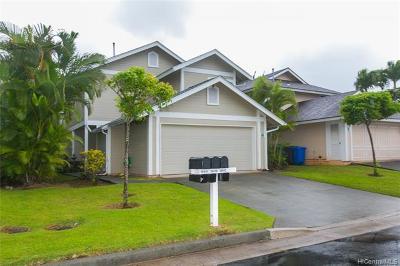 Aiea Single Family Home For Sale: 98-1941 Kaahumanu Street #B