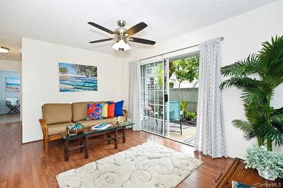 Kaneohe Condo/Townhouse For Sale: 46-1031 Emepela Way #17A