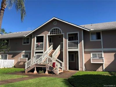 Waipahu Condo/Townhouse For Sale: 94-547 Lumiaina Street #R204