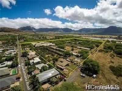 Waianae Residential Lots & Land For Sale: 87-314 Saint Johns Road