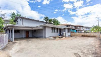 Aiea Single Family Home For Sale: 98-248a Aiea Kai Place