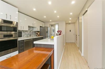 Condo/Townhouse For Sale: 4300 Waialae Avenue #A2405
