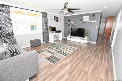 Aiea Single Family Home For Sale: 99-330 Honohono Street