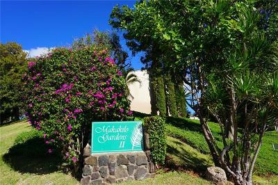 Kapolei Condo/Townhouse For Sale: 92-767 Makakilo Drive #67