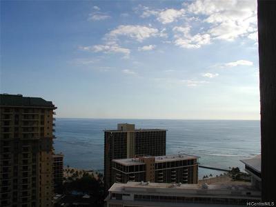 Hawaii County, Honolulu County Condo/Townhouse For Sale: 1778 Ala Moana Boulevard #4113