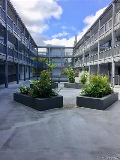 Kaneohe Rental For Rent: 46-271 Kahuhipa Streets #E-201