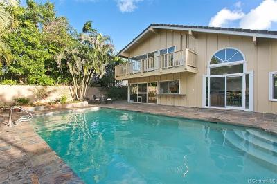 Single Family Home For Sale: 7014 Niumalu Loop