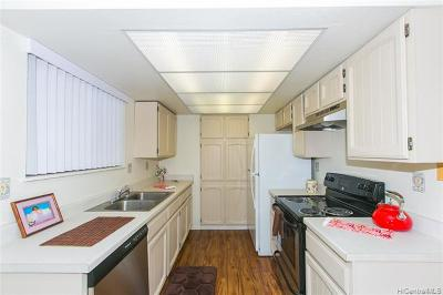 Condo/Townhouse For Sale: 98-1704 Kaahumanu Street #C