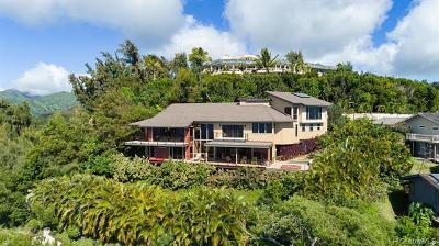 Honolulu Single Family Home For Sale: 2362 Aha Maka Way #E