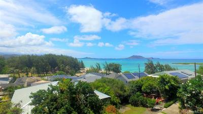 Kailua Residential Lots & Land For Sale: 585 Kaneapu Place #A
