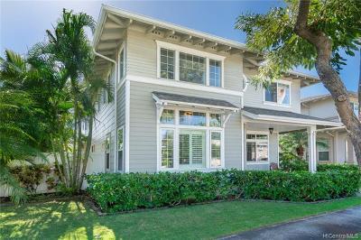 Ewa Beach Single Family Home For Sale: 91-1039 Kaiakua Street