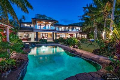 Honolulu Single Family Home For Sale: 445 Portlock Road
