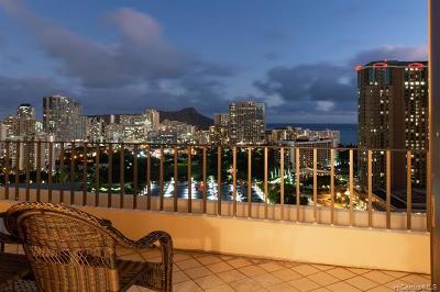 Honolulu Condo/Townhouse For Sale: 1860 Ala Moana Boulevard #PH2400