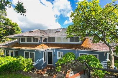 Single Family Home For Sale: 2231 Mohala Way
