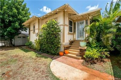 Single Family Home In Escrow Showing: 1027 16th Avenue