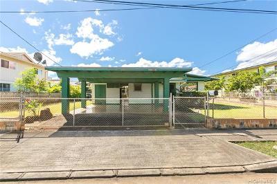 Waipahu Single Family Home For Sale: 94-306 Hilihua Way