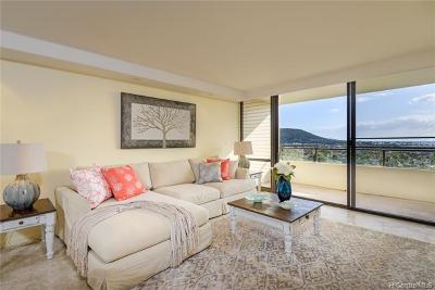 Honolulu Condo/Townhouse For Sale: 6770 Hawaii Kai Drive #806