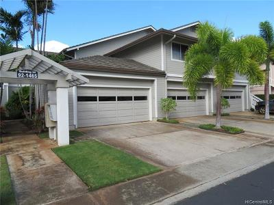 Condo/Townhouse In Escrow Showing: 92-1465g Aliinui Drive #34G