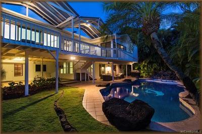 Single Family Home For Sale: 3795 Diamond Head Road