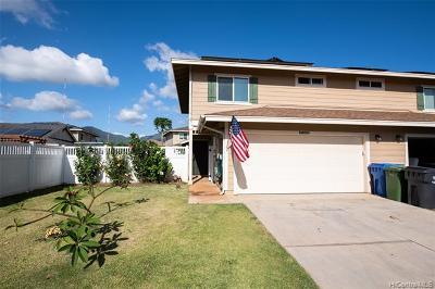 Waianae Single Family Home For Sale: 87-1642 Mokila Street