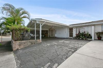 Waimanalo Single Family Home For Sale: 41-583 Inoa Street