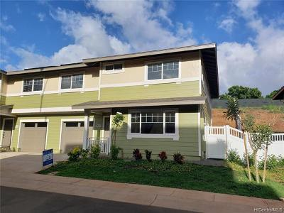 Waipahu Single Family Home For Sale: 94-470 Paiwa Street #17