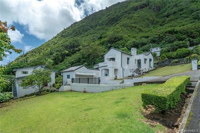 Single Family Home For Sale: 3153/3159 Huelani Place
