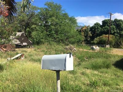 Waianae Single Family Home For Sale: 86-532 Halona Road