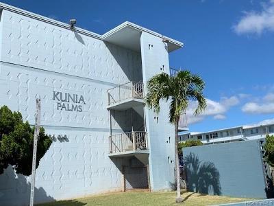 Waipahu Condo/Townhouse For Sale: 94-010 Leolua Street #C103