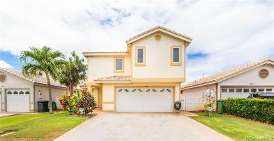 Ewa Beach Single Family Home For Sale: 91-1541 Keonekapu Street