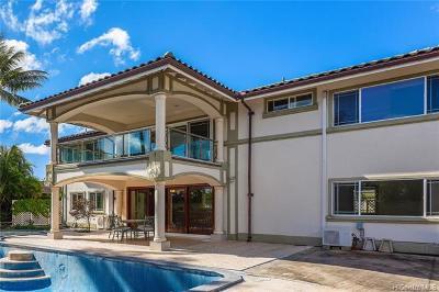Single Family Home For Sale: 5783 Kalanianaole Highway