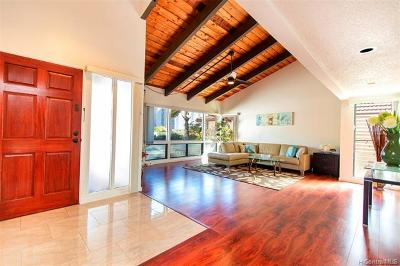 Single Family Home For Sale: 6875 Hawaii Kai Drive