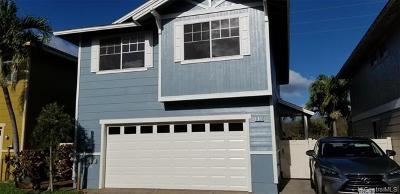Ewa Beach Single Family Home For Sale: 91-328 Makalea Street #47