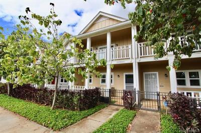 Kapolei Condo/Townhouse For Sale: 1134 Kukulu Street #605