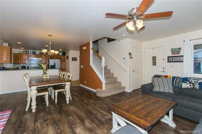 Waianae Single Family Home For Sale: 87-2137 Pakeke Street #45