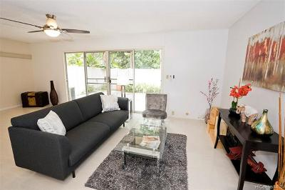 Kaneohe Condo/Townhouse For Sale: 46-421 Kahuhipa Street #C