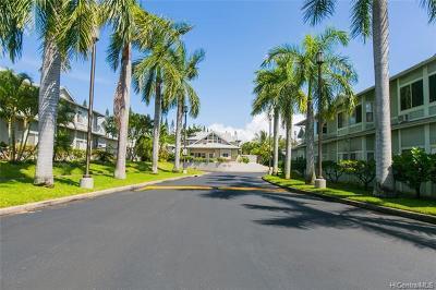 Mililani Condo/Townhouse For Sale: 95-1056 Ainamakua Drive #G