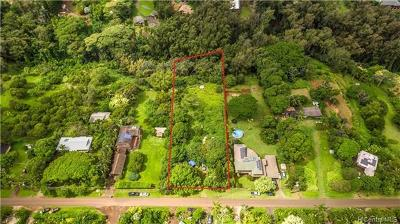 Haleiwa Residential Lots & Land For Sale: 59-439 Alapio Road