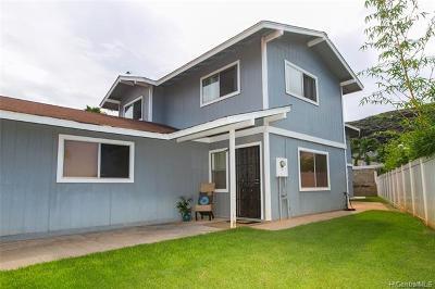 Waianae Single Family Home For Sale: 86-227 Moekolu Street