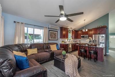 Kapolei Single Family Home In Escrow Showing: 91-1197 Namahoe Street